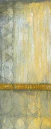Circles Repeat II Digital Print by Goldberger, Jennifer,Abstract