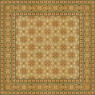 Italian Mosaic I Digital Print by Vision Studio,Geometrical