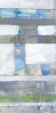 Fluid Neutrals II Digital Print by Goldberger, Jennifer,Abstract