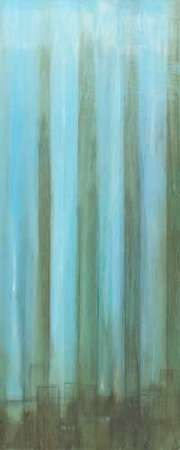 Sky Lights II Digital Print by Goldberger, Jennifer,Abstract