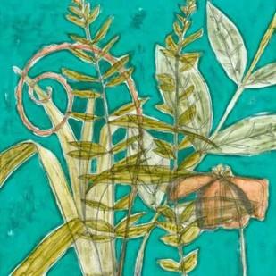 Tropical Melange I Digital Print by Goldberger, Jennifer,Decorative