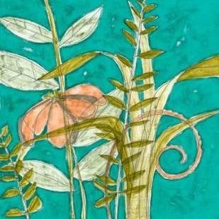 Tropical Melange II Digital Print by Goldberger, Jennifer,Decorative