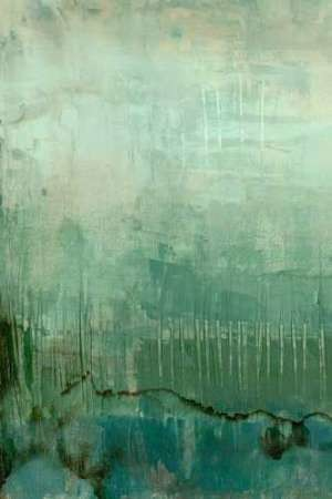 Emerald Sky I Digital Print by Goldberger, Jennifer,Abstract