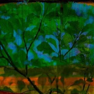 Abstract Leaf Study V Digital Print by Jasper, Sisa,Impressionism