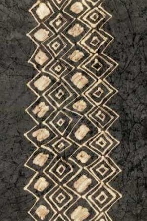 Primitive Patterns IV Digital Print by Stramel, Renee W.,Abstract