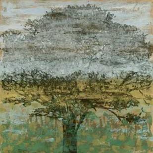 Arbor Shadow II Digital Print by Meagher, Megan,Impressionism