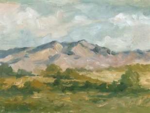 Impasto Landscape I Digital Print by Harper, Ethan,Impressionism