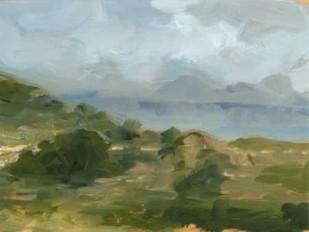 Impasto Landscape IV Digital Print by Harper, Ethan,Impressionism