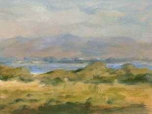 Impasto Landscape VI Digital Print by Harper, Ethan,Impressionism
