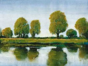 River Reflections I Digital Print by O'Toole, Tim,Impressionism
