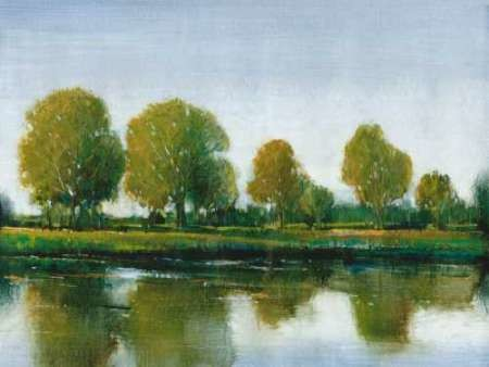 River Reflections II Digital Print by O'Toole, Tim,Impressionism