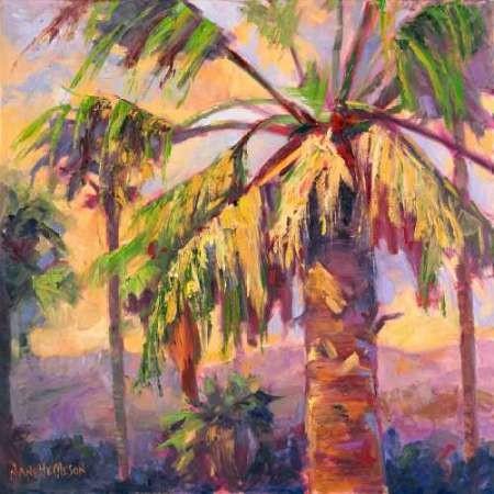 Desert Repose VI Digital Print by Oleson, Nanette,Impressionism