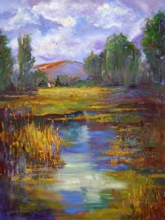 Still Waters Digital Print by Oleson, Nanette,Impressionism