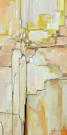 Cliff Dwellers I Digital Print by Burghardt, James,Abstract
