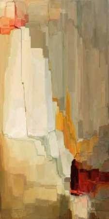 Mesa Panels II Digital Print by Burghardt, James,Abstract