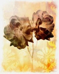 Brocade Garden I Digital Print by Burghardt, James,Decorative