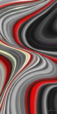 Smoke Screen I Digital Print by Burghardt, James,Abstract