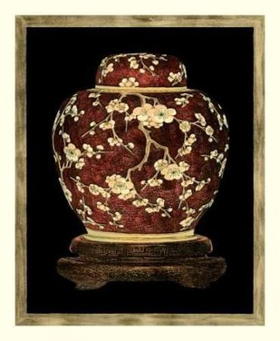 Ginger Jar II Digital Print by Vision Studio,Realism