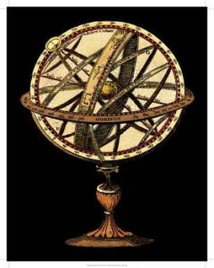 Sphere of the World I Digital Print by Vision Studio,Decorative