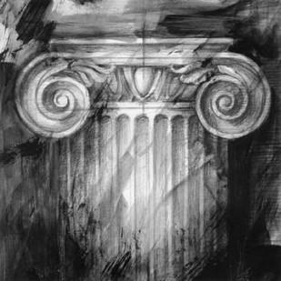 Column Study II Digital Print by Harper, Ethan,Impressionism