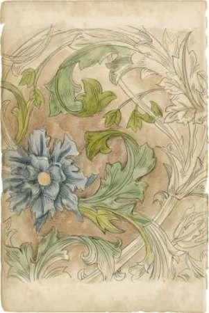 Floral Pattern Study IV Digital Print by Harper, Ethan,Decorative