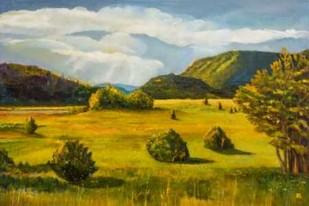 Falls Creek Digital Print by D'Agostino, Judith,Impressionism