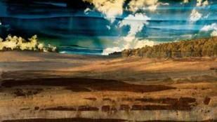 Big Sky Country Digital Print by Jasper, Sisa,Impressionism