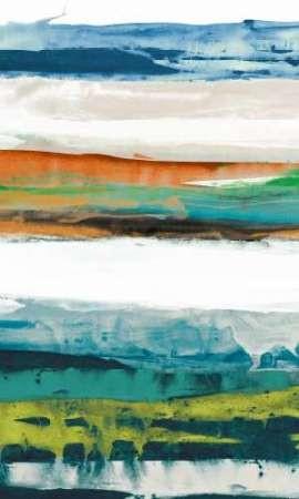 Primary Decision IV Digital Print by Jasper, Sisa,Abstract