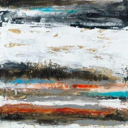 Evade Digital Print by Jasper, Sisa,Abstract