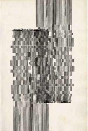 Stagger Start I Digital Print by Goldberger, Jennifer,Abstract
