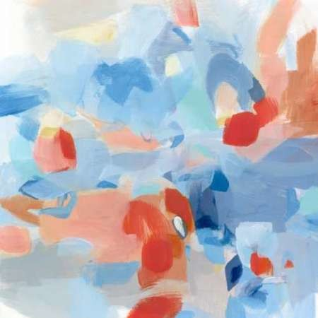 Sunday Digital Print by Long, Christina,Abstract