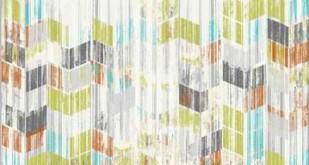 Brushed Chevron I Digital Print by Goldberger, Jennifer,Abstract