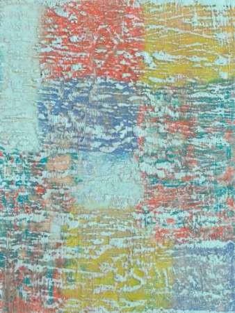 Bold Textures II Digital Print by Goldberger, Jennifer,Abstract