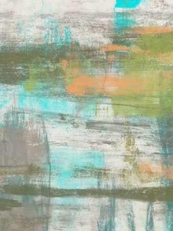 Color Strike I Digital Print by Goldberger, Jennifer,Abstract