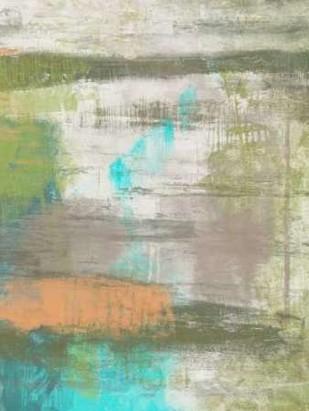 Color Strike II Digital Print by Goldberger, Jennifer,Abstract