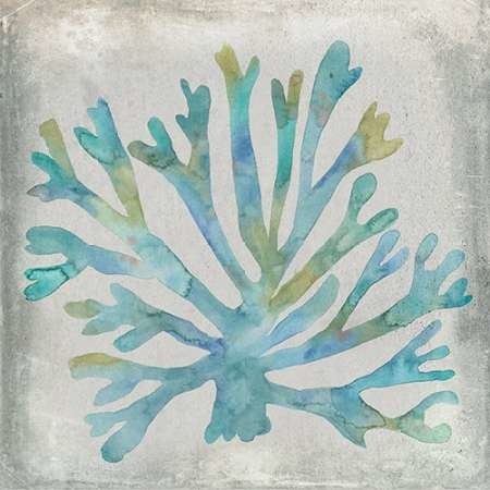 Watercolor Coral I Digital Print by Meagher, Megan,Decorative
