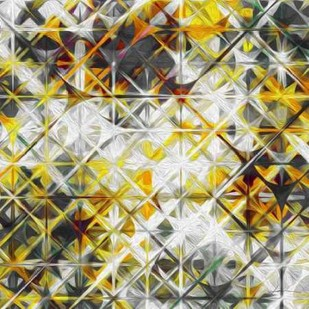 Starscreen II Digital Print by Burghardt, James,Abstract