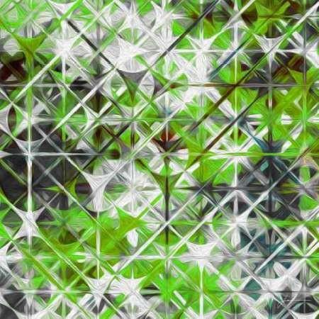 Starscreen III Digital Print by Burghardt, James,Abstract