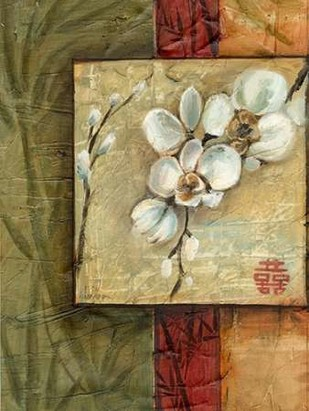 Asian Orchids I Digital Print by Harper, Ethan,Decorative