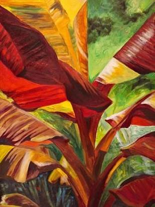 Banana Duo I Digital Print by Wilkins, Suzanne,Impressionism