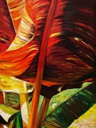 Banana Duo II Digital Print by Wilkins, Suzanne,Impressionism
