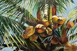 Los Cocos Digital Print by Wilkins, Suzanne,Impressionism