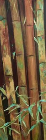 Bamboo Finale I Digital Print by Wilkins, Suzanne,Decorative