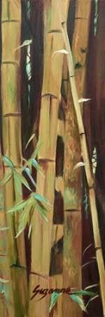 Bamboo Finale II Digital Print by Wilkins, Suzanne,Decorative