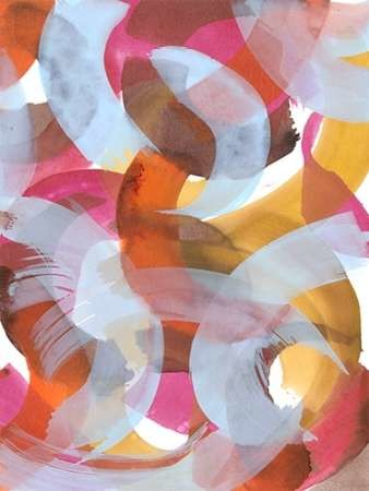 Sherbert I Digital Print by Fuchs, Jodi,Abstract