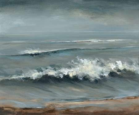 Breaking Away Digital Print by Long, Christina,Impressionism
