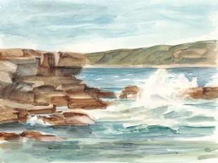 Coastal Watercolor III Digital Print by Harper, Ethan,Impressionism
