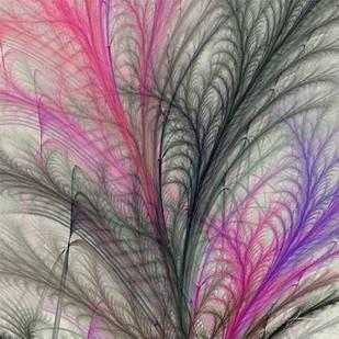 Sea Fern I Digital Print by Burghardt, James,Abstract