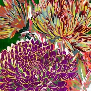 Spring Mix III Digital Print by Burghardt, James,Impressionism