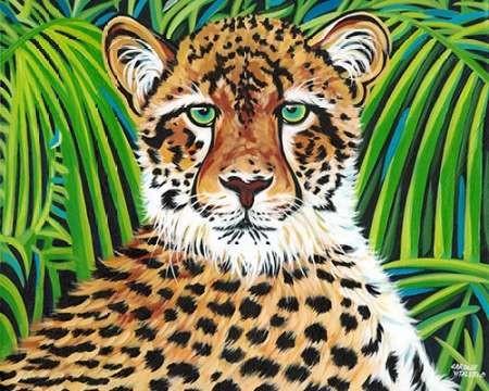 Wild Beauties II Digital Print by Vitaletti, Carolee,Impressionism